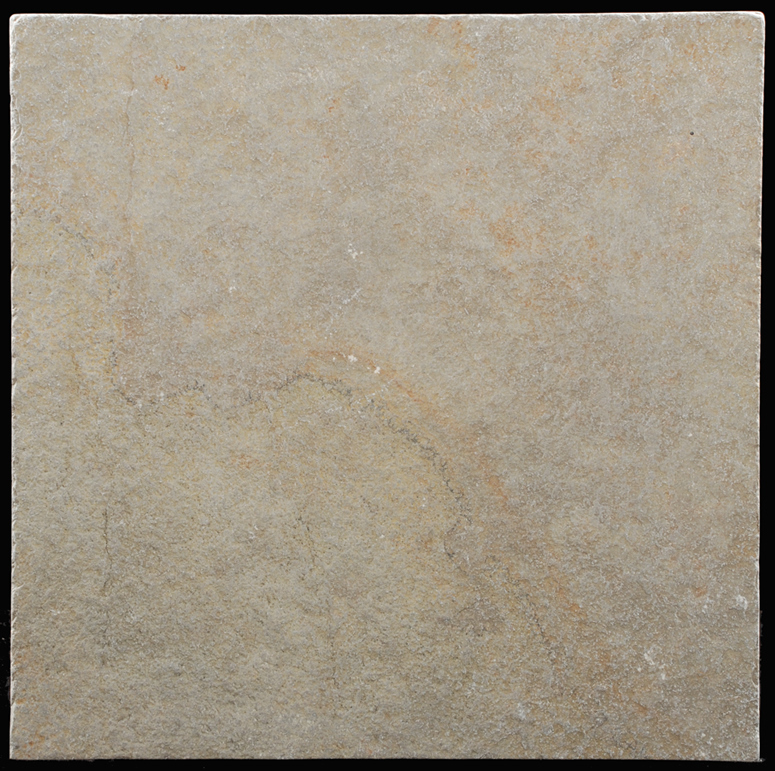 Belgic gold tumbled paver
